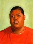 Biggie Oil Portrait