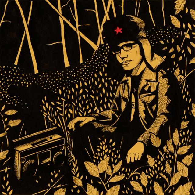 Aaron Mitchell Black Gold Woods Sentry