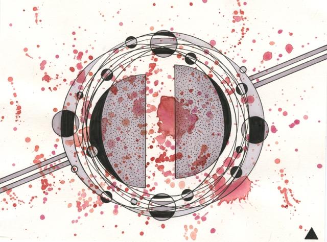 circular XV  aaron mitchell